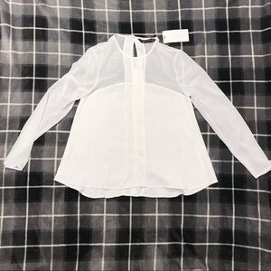 ✨NWT✨ Zara Long Sleeve Top
